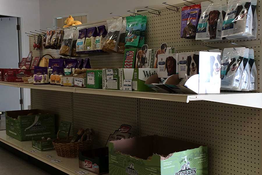 Oak Harbor Pet Haven_Dog Chews_showroom